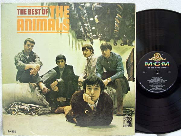 Animals - The Best Of The Animals LP