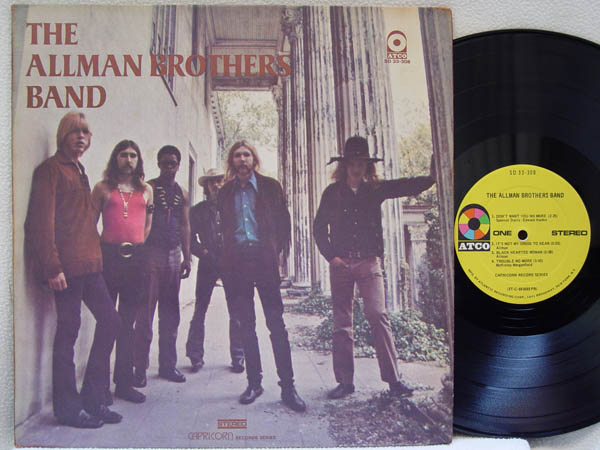 ALLMAN BROTHERS BAND - The Allman Brothers Band Single