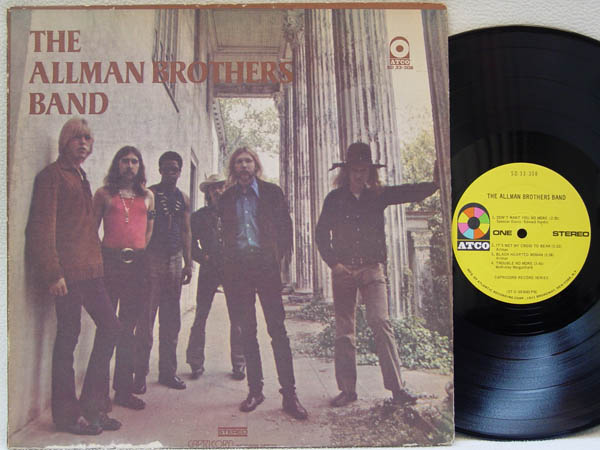 ALLMAN BROTHERS BAND - The Allman Brothers Band