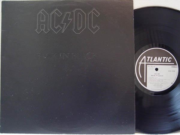 AC/DC - Back In Black Vinyl