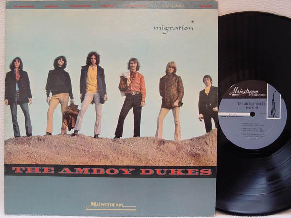 AMBOY DUKES, THE - Migration - LP