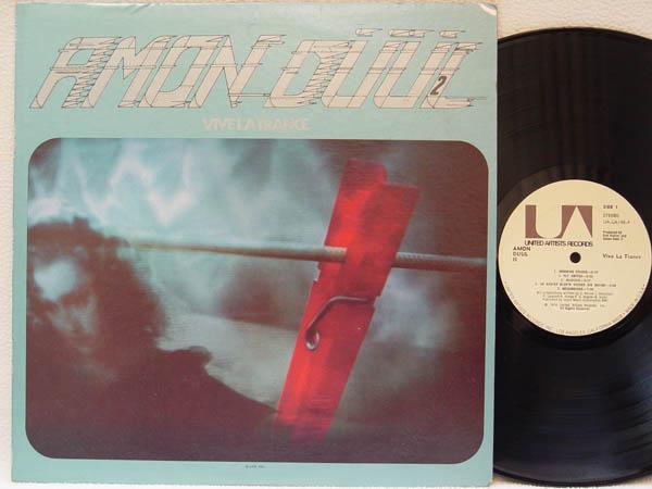 AMON DUUL II - Vive La Trance - LP