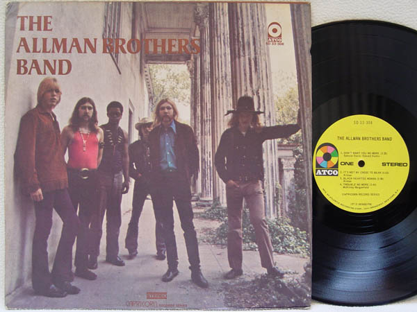 ALLMAN BROTHERS BAND - The Allman Brothers Band Album