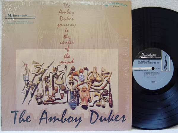 AMBOY DUKES, THE - Journey to the Center of the Mind - 33T