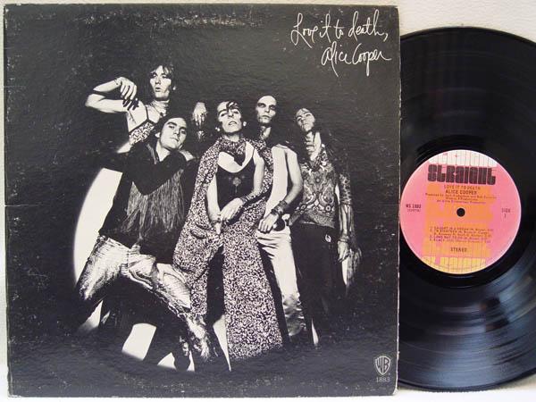 ALICE COOPER - Love It To Death CD