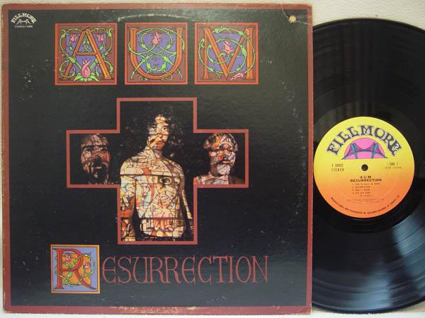 AUM - Resurrection - 33T