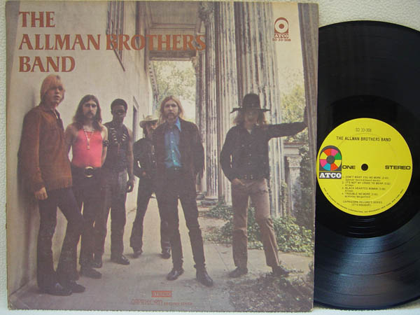 ALLMAN BROTHERS BAND - The Allman Brothers Band EP