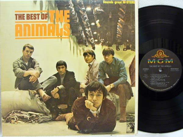 Animals - The Best Of The Animals Record