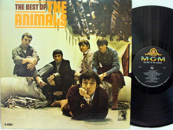 Animals - The Best Of The Animals Single