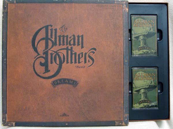 Allman Brothers Dreams Records Vinyl And Cds Hard To