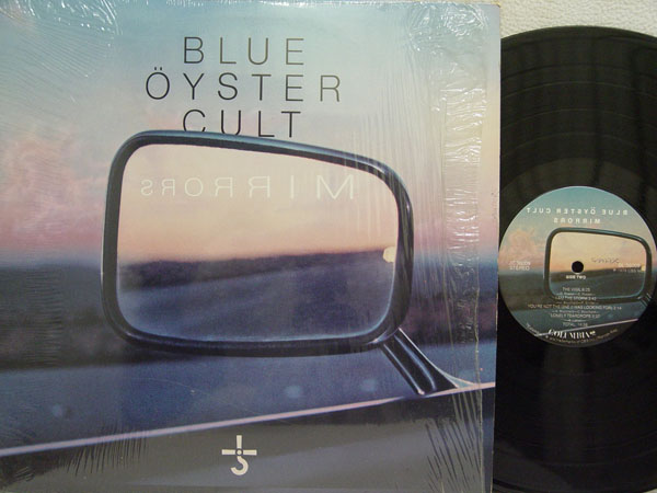 Blue Oyster Cult - Mirrors Album