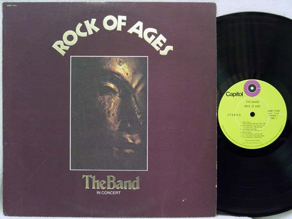 Rock Of Ages - Band