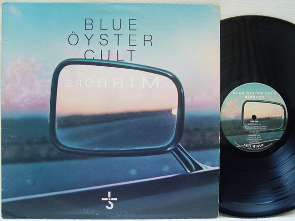 BLUE OYSTER CULT - Mirrors Vinyl