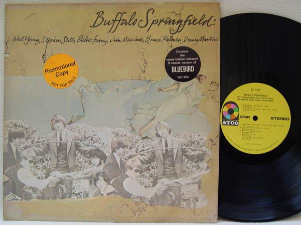 BUFFALO SPRINGFIELD - Buffalo Springfield - LP