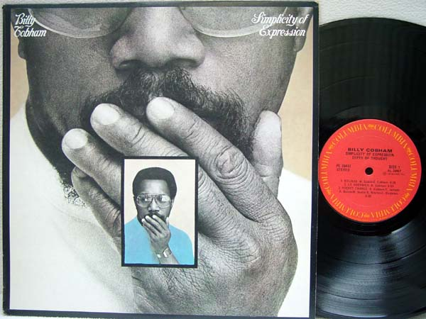 BILLY COBHAM - Simplicity of Expression, Depth of Thought - LP