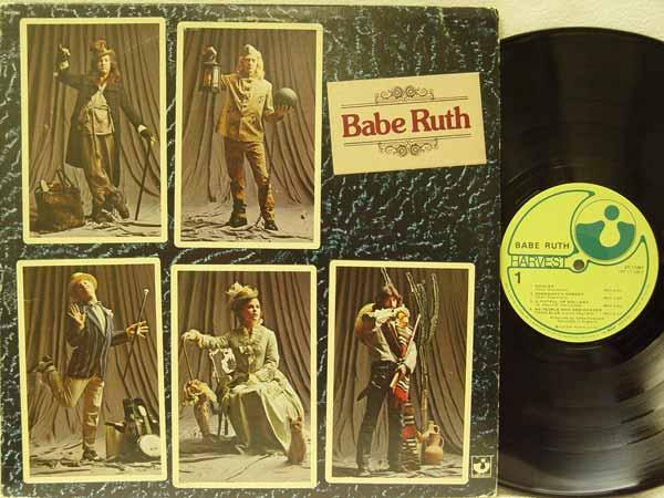 BABE RUTH - Babe Ruth Single