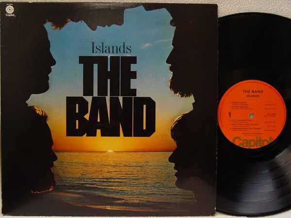 BAND - Islands Vinyl