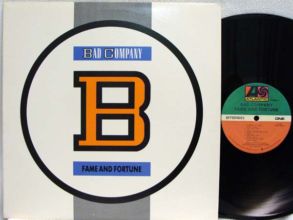 Bad Company - Fame And Fortune EP