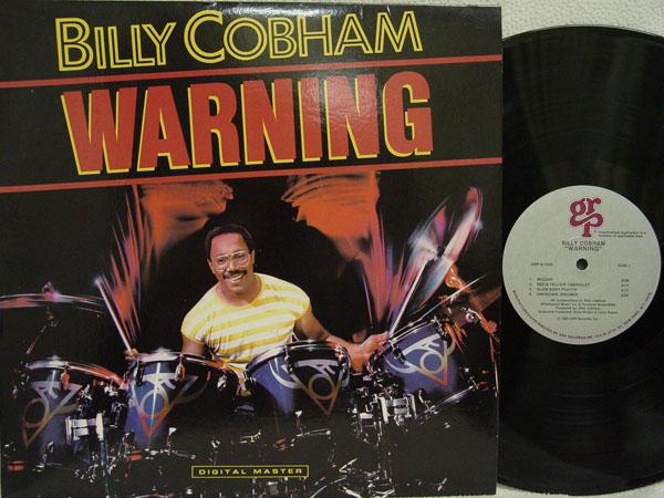 BILLY COBHAM - Warning LP