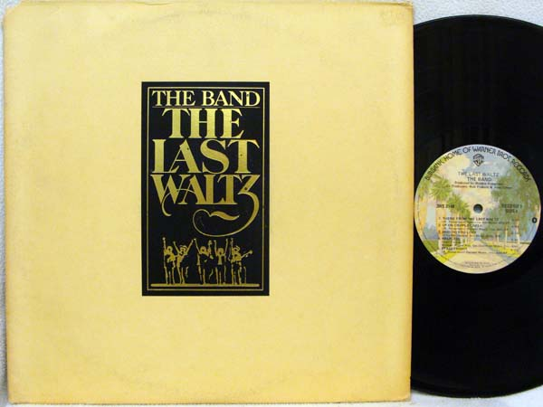 Band Last Waltz Records Vinyl And Cds Hard To Find And