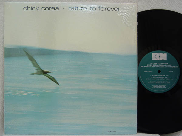 Chick Corea Return To Forever Records, LPs, Vinyl and CDs ...