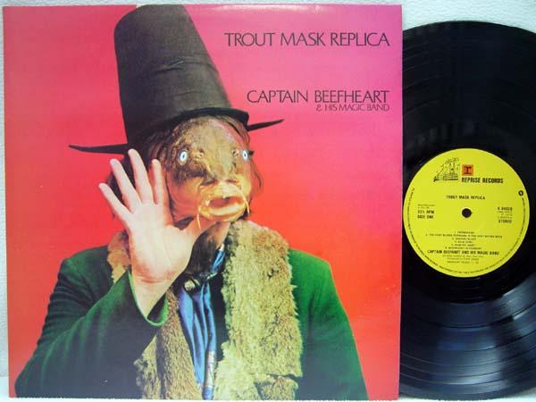 CAPTAIN BEEFHEART Trout Mask Replica