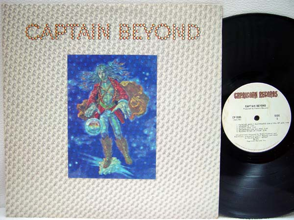 CAPTAIN BEYOND - Captain Beyond - LP