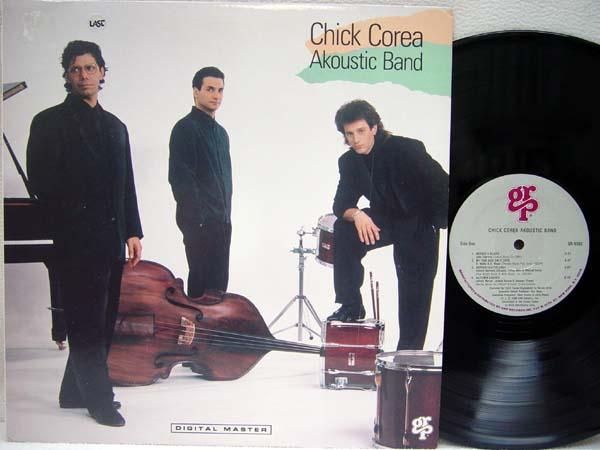 CHICK COREA - Chick Corea Akoustic Band - 33T