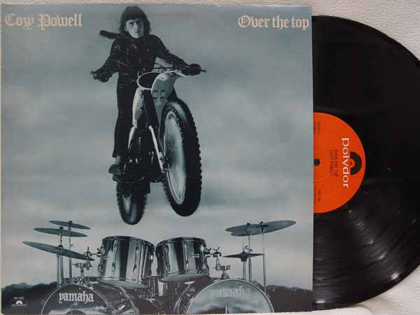 Cozy Powell Over The Top