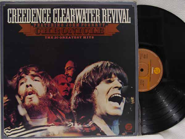 creedence clearwater revival chronicle records vinyl and. Black Bedroom Furniture Sets. Home Design Ideas