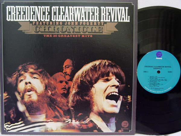 creedence clearwater revival chronicle records lps vinyl. Black Bedroom Furniture Sets. Home Design Ideas