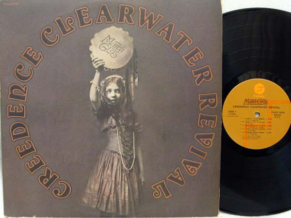 creedence clearwater revival mardi gras records lps. Black Bedroom Furniture Sets. Home Design Ideas