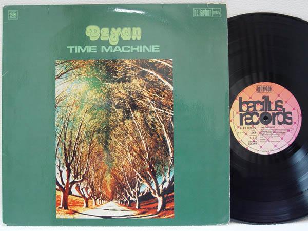 DZYAN - Time Machine - 33T