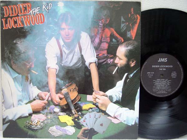 DIDIER LOCKWOOD - The Kid - LP