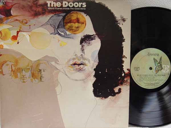 DOORS - Weird Scenes Inside The Gold Mine CD  sc 1 st  MusicStack & Doors Weird Scenes Inside The Gold Mine Records LPs Vinyl and CDs ...