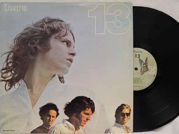 DOORS - 13 Vinyl  sc 1 st  MusicStack & Doors 13 Records LPs Vinyl and CDs - MusicStack