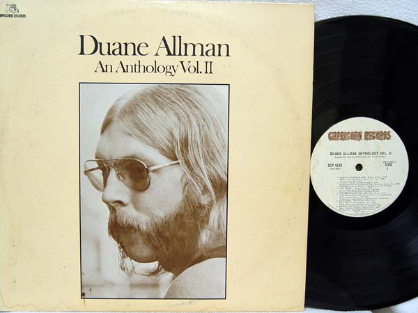 Duane Allman - An Anthology Vol.ii