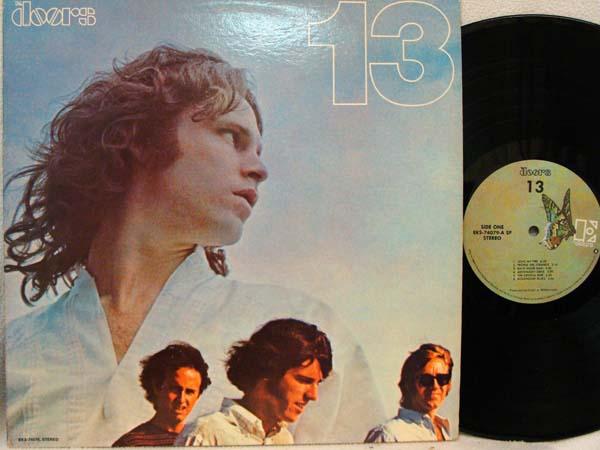 DOORS - 13 CD