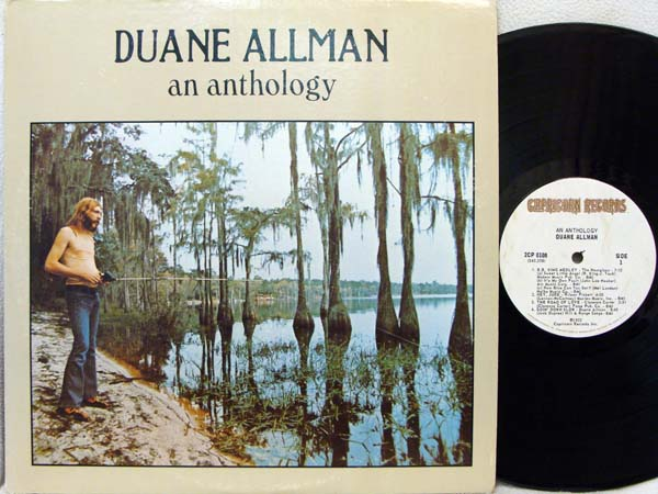 An Anthology - DUANE ALLMAN
