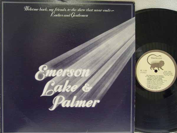 emerson, lake & palmer welcome back my friends to the show that never ends