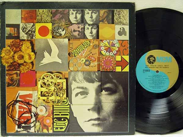 Eric Burdon The Twain Shall Meet Records Lps Vinyl And