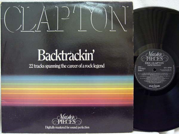 Eric Clapton - Backtrackin' Album