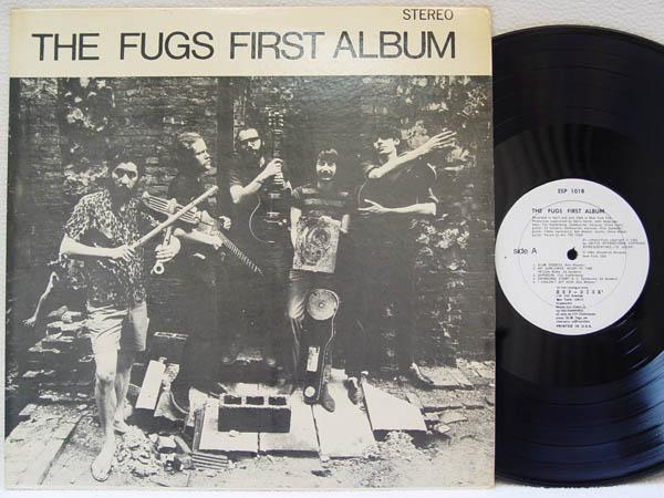 FUGS, THE - The Fugs First Album - LP