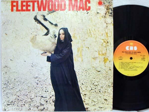 Fleetwood Mac Pious Bird Of Good Omen Records Lps Vinyl