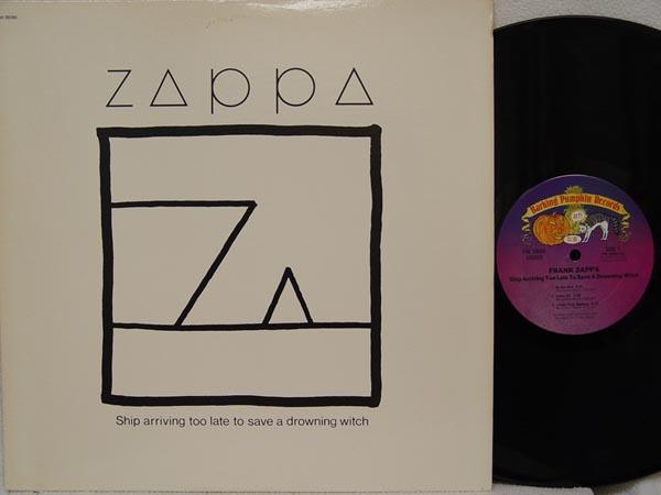 Frank Zappa Vinyl Record And Cd Price Guide