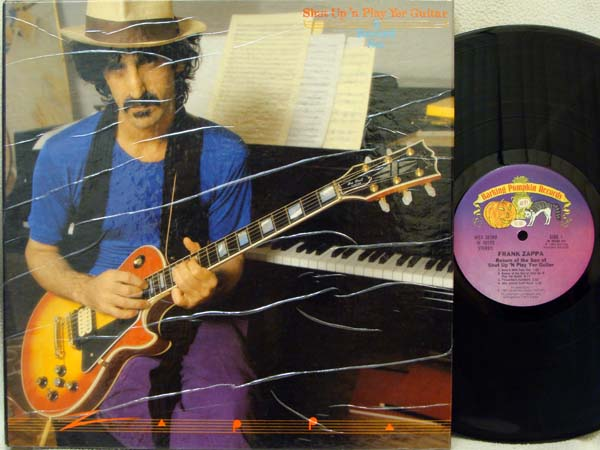 Frank Zappa Special Clean Cuts Edition Tinsel Town Rebellion