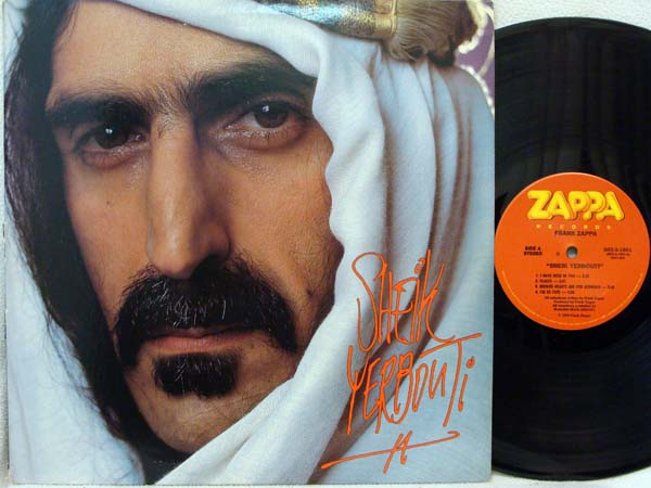 FRANK ZAPPA - Sheik Yerbouti Vinyl