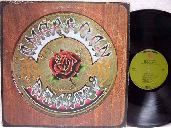 GRATEFUL DEAD - American Beauty - LP