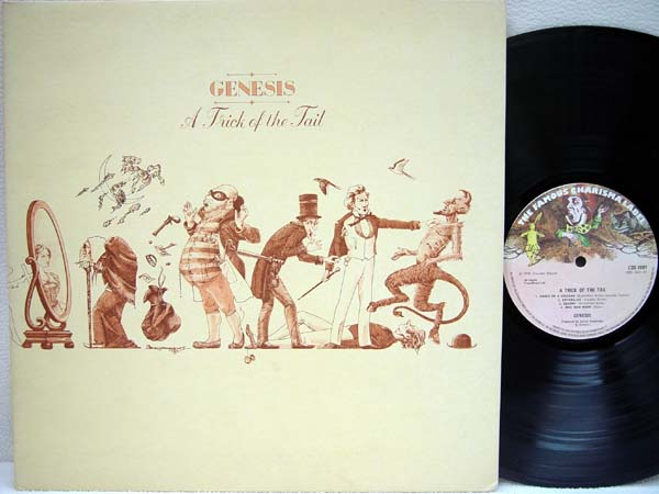 GENESIS - A Trick of the Tail - LP