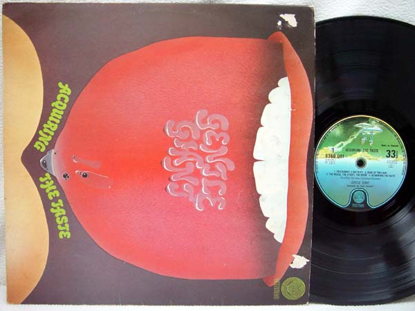 GENTLE GIANT - Acquring the Taste - LP
